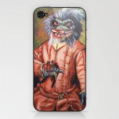 Portrait of a Little Critter iPhone & iPod Skin