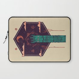 The Tower Azure Laptop Sleeve