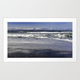 Tides Coming Art Print