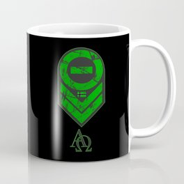 Vinnland Army Coffee Mug