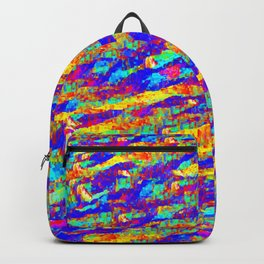 Brush Strokes Backpack
