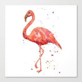 Strawberry Showgirl Canvas Print