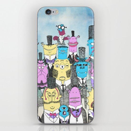 A Few Good Monsters iPhone & iPod Skin