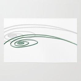 Emerald-Green Eye Rug