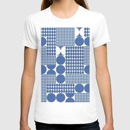 POTS OF SPOTS BLUE T-shirt