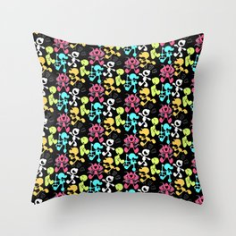 Game & Watch Throw Pillow