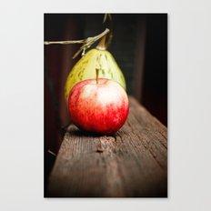 Autum Apple Canvas Print
