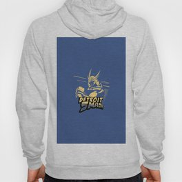 All Might Detroit Smash Hoody