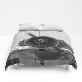 Flying History - 2 Comforters