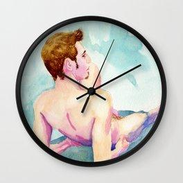joel Wall Clock