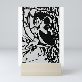 She is Clothed in Strength and Dignity Mini Art Print