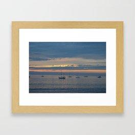 Shores of Lahaina - 1 Framed Art Print