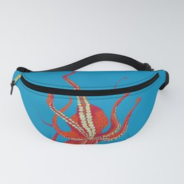 Stitches: Octopus Fanny Pack