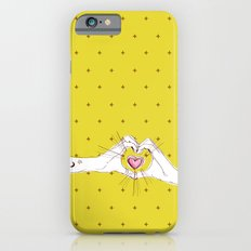 Heart Hands Slim Case iPhone 6s