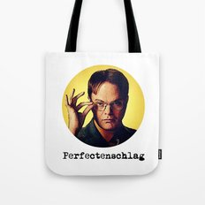 Perfectenschlag  |  Dwight Schrute Tote Bag