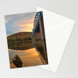 Point of Rocks Sunset Stationery Cards