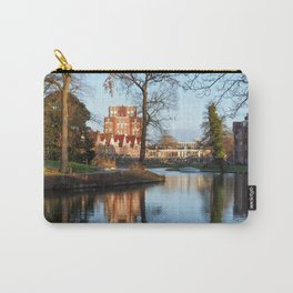 Canal in Leiden Carry-All Pouch