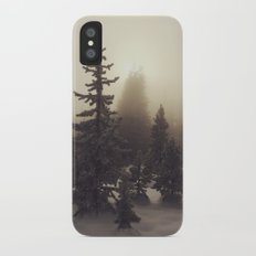 Sunlight, Frost and Steam Slim Case iPhone X