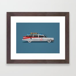 Ghost Busters Framed Art Print
