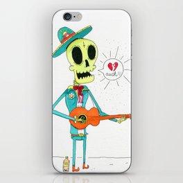 Broken Mariachi iPhone Skin