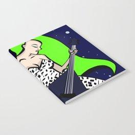 Space Jammin' Notebook