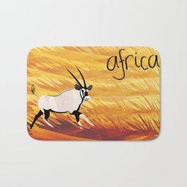 Africa! Bath Mat
