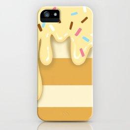 Nilla Yum Yum iPhone Case