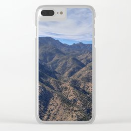 Mountain Beauty Part 5 Clear iPhone Case