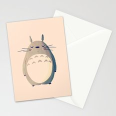 My Neighbor Stationery Cards
