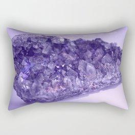 Celestial Amethyst, Deep Rectangular Pillow