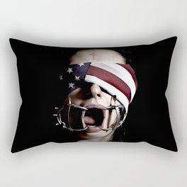 The American Dream Rectangular Pillow
