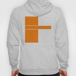 Team Color 6...orange,white Hoody