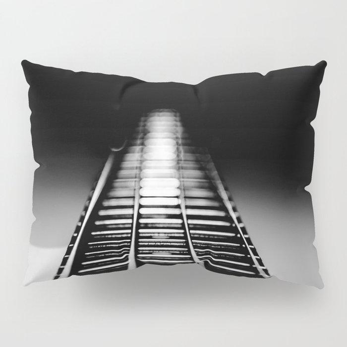 Bass Tracks Pillow Sham