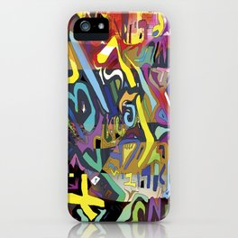 make it SIMPLE iPhone Case