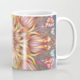 Tulip Mandala Coffee Mug