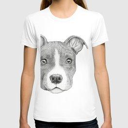 Staffordshire Terrier Dog T-shirt