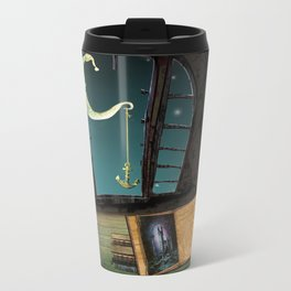 Imaginary Metal Travel Mug