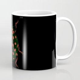 Insecte rouge et noir colors fashion Jacob's Paris Coffee Mug