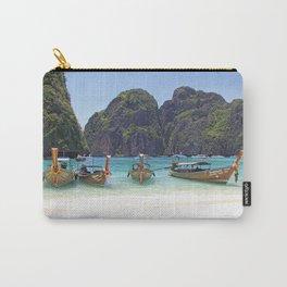 Maya Bay, Phi Phi Island Leh, Thailand Carry-All Pouch