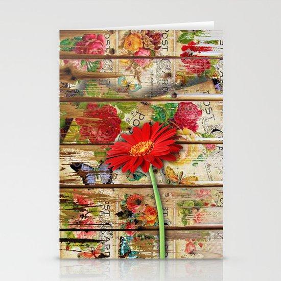 Sending Love Stationery Cards