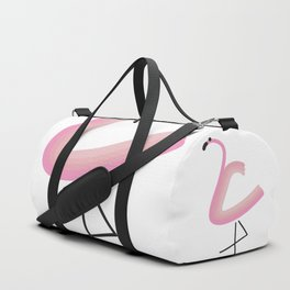 my Kid's Flamingo Duffle Bag