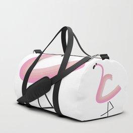 my Kid's Flamingo Duffle Bag