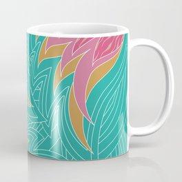Sizzling flames Coffee Mug