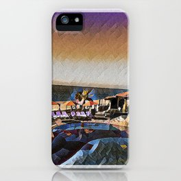 Colorful Cabo iPhone Case