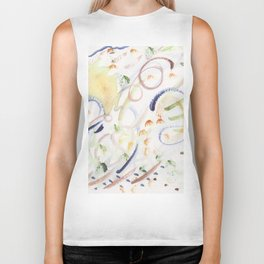 Colors of Colorado Abstract Biker Tank