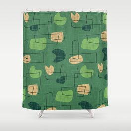 Bulusan Shower Curtain