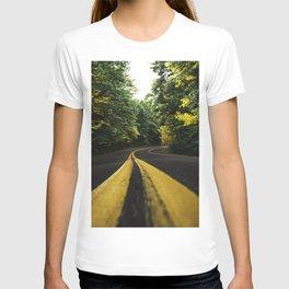 new england road T-shirt