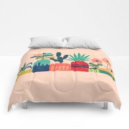 Plant mania Comforters