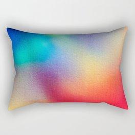 BLUR / iris Rectangular Pillow