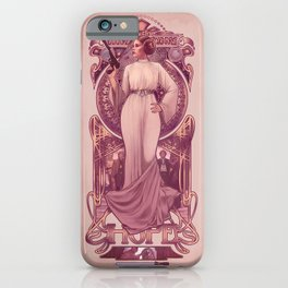 Youre My Only Hope iPhone Case